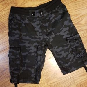 Southpole,  Cargo style charcoal color camo